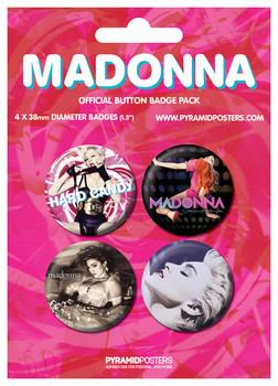 Odznaka MADONA - Albums