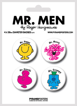 Odznaka MR MEN