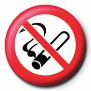 Odznaka NO SMOKING