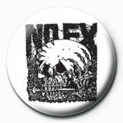 Odznaka NOFX - Old Skull