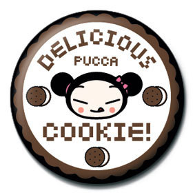 Odznaka PUCCA - cookie