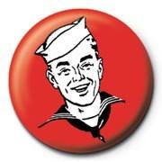 Odznaka Red sailor