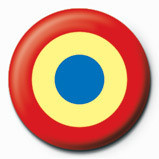 Odznaka RED TARGET