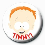 Odznaka South Park (TIMMY)
