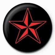 Odznaka STAR (RED & BLACK)
