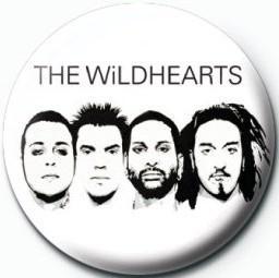 Odznaka WILDHEARTS (WHITE)