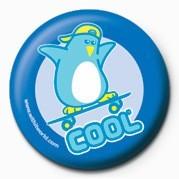 Odznaka WithIt (Cool Penguin)