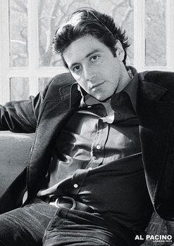 Plakat Al Pacino - London 1974