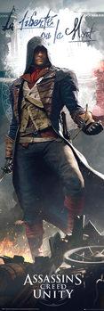 Plakat Assassin's Creed Unity - La Liberté