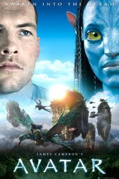 Plakat Avatar limited ed. - awaken