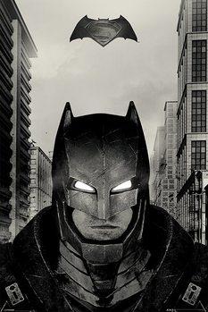Plakat Batman v Superman: Dawn of Justice - Battle Suit