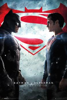 Plakat Batman v Superman: Dawn of Justice - One Sheet