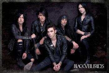 Plakat Black Veil Brides - Group Sit