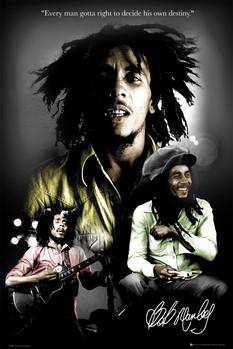 Plakat Bob Marley - destiny