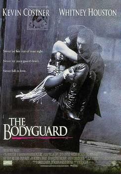 Plakat Bodyguard