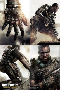 Plakat Call Of Duty Advanced Warfare - Grid