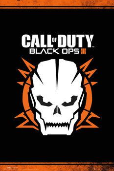 Plakat Call of Duty: Black Ops 3 - Skull