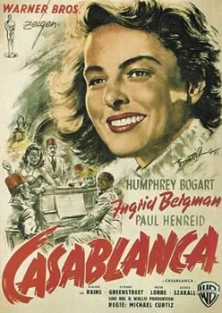 Plakat CASABLANCA