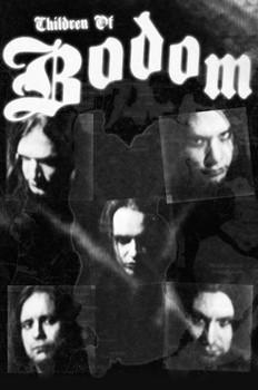 Plakat Children of Bodom - group