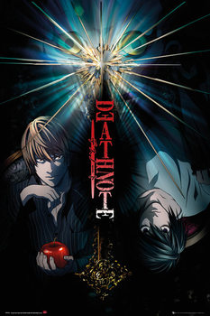 Plakat Death Note - Duo