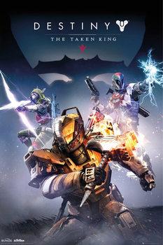Plakat Destiny - Taken King