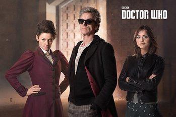 Plakat Doctor Who - Episode 1 Iconic