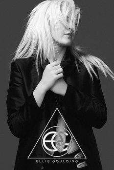 Plakat Elli Goulding - halcyon