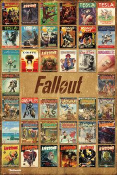 Plakat Fallout 4 - Magazine Compilation