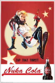 Plakat Fallout 4 - Nuka Cola