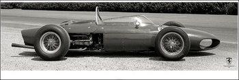 Reprodukcja Ferrari F1 Vintage - Sharknose