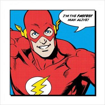 Reprodukcja Flash - Fastest Man Alive