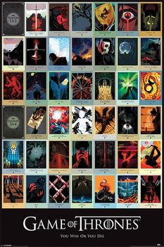 Plakat Gra o tron - Episodes