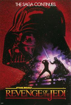 Plakat Gwiezdne wojny: Revenge of the Jedi