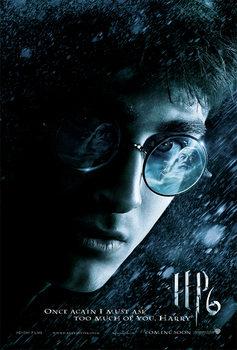 Plakat Harry Potter i Książę Półkrwi - Teaser