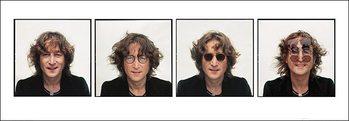 Reprodukcja John Lennon – quartet