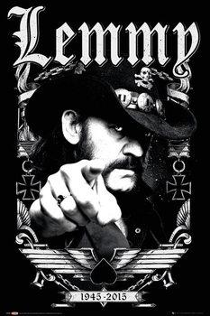 Plakat Lemmy - Dates