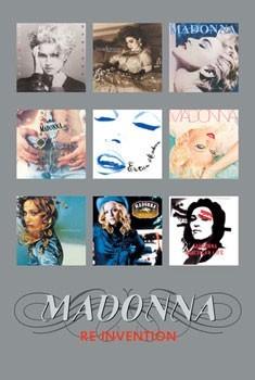 Plakat Madonna - album covers silver