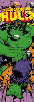 Plakat Marvel - Hulk