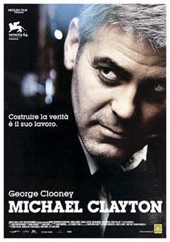 Plakat MICHAEL CLAYTON - George Clooney