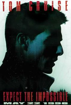 Plakat MISSION: IMPOSSIBLE - Tom Cruise