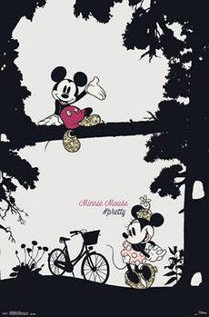 Plakat Myszka Miki & Minnie - Pretty