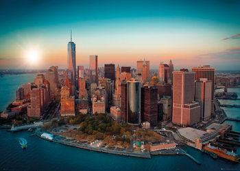 Plakat Nowy Jork - Freedom Tower Manhattan