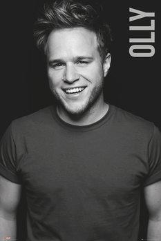 Plakat Olly Murs - Black and White