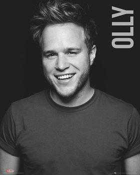 Plakat Olly Murs - Black & White
