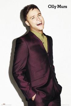 Plakat Olly Murs - suit