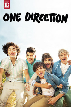 Plakat One Direction - album
