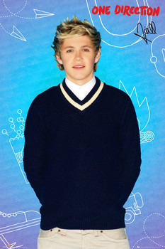 Plakat One Direction - niall pop