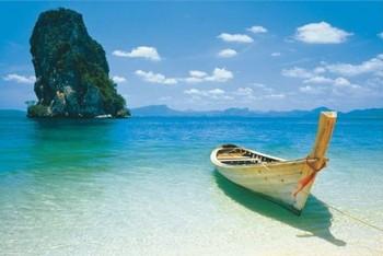 Plakat Phuket - thailand