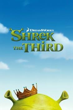 Plakat SHREK 3 - teaser