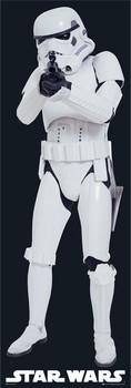 Plakat STAR WARS - stormstrooper gun
